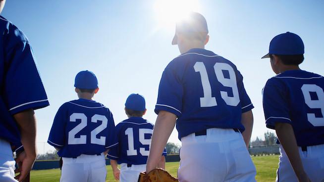 Tai Chi and Baseball