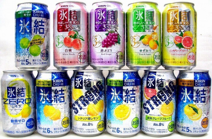 Chu-Hai , Coca Cola, Japonya