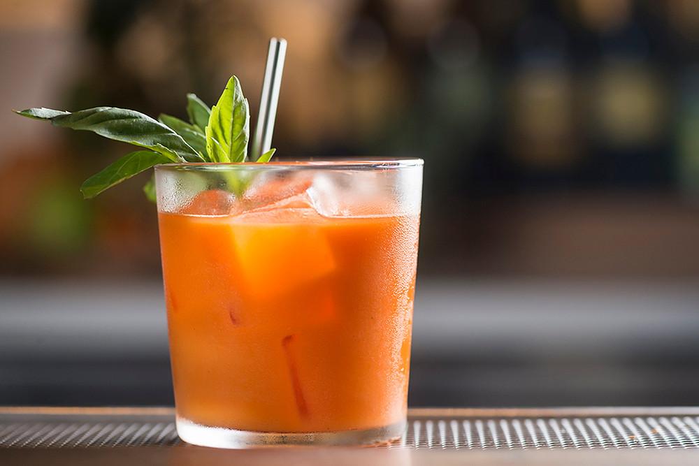 Havuç – Tarçın – Zencefil ve Rom Kokteyli