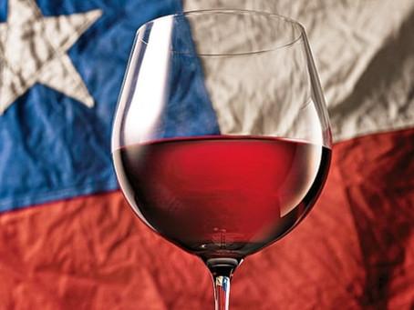 Şili-Şarap İhracatı Temmuz Ayında %4.5 Arttı