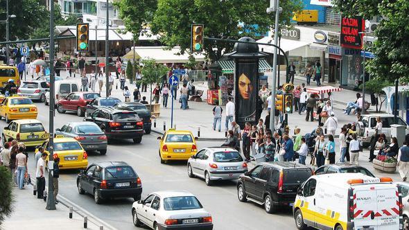 Bağdat Caddesi, Nişantaşı, ziyaretçi sayısı düşüyor