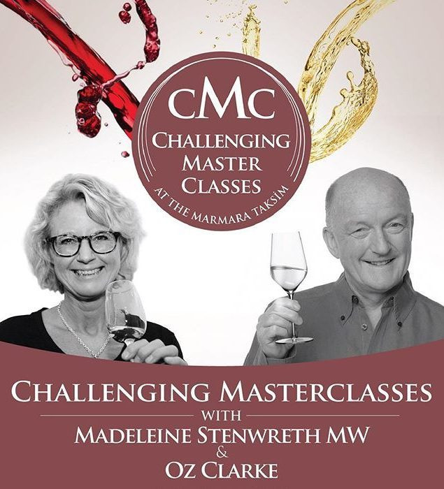 CMC - Challenging Master Classes 2018