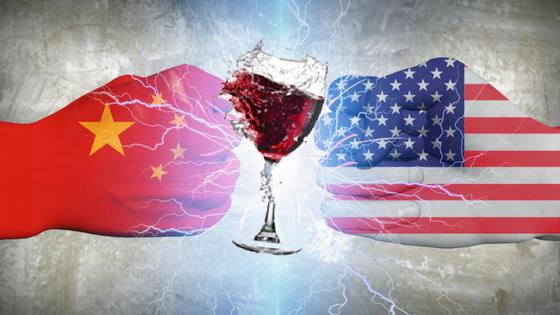 Çin-Amerika Ticaret Savaşları ve Şarap
