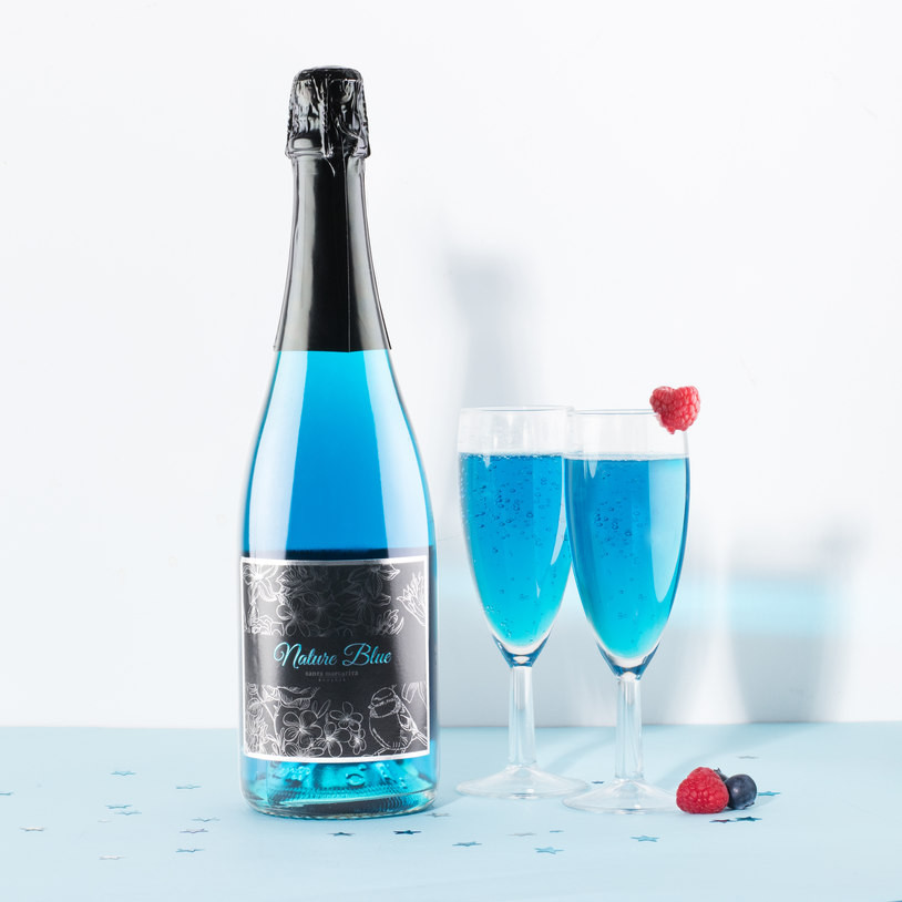 Nature Blue Brut Sparkling Wine