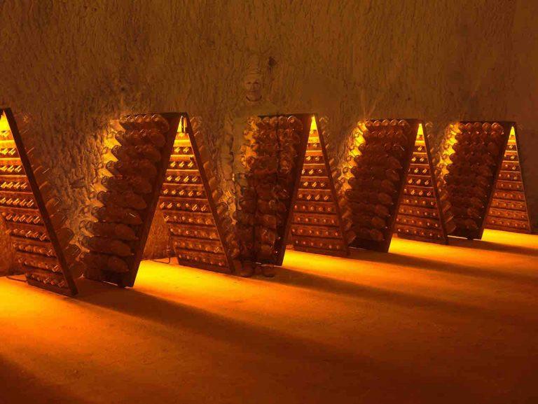 Liu Bolin - Champagne House Ruinart