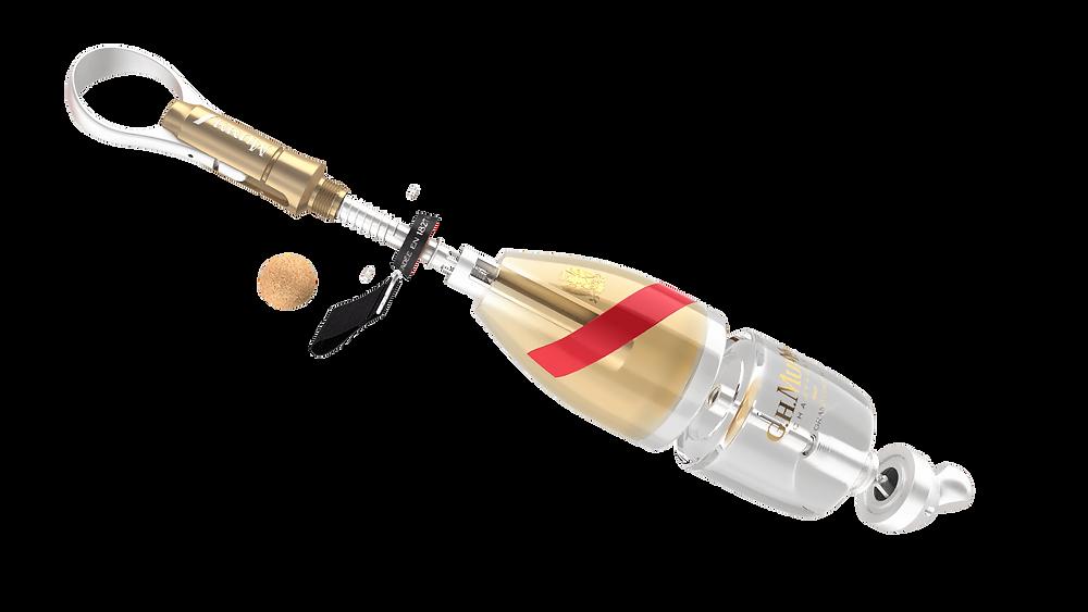 Grand Cordon Stellar - Uzay Şampanyası