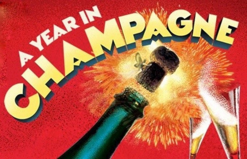 A Year The Champange
