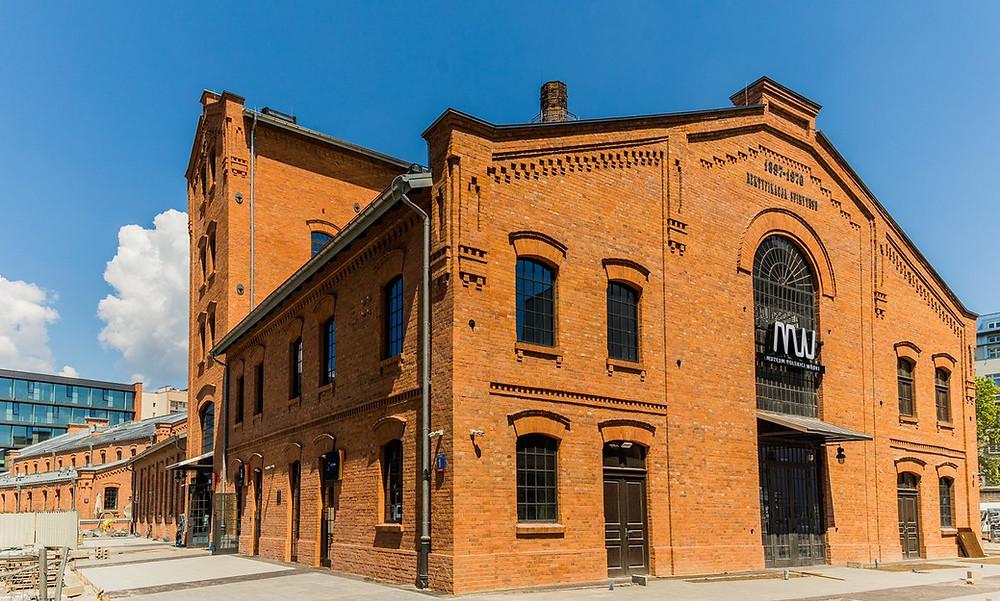Polonya Votka Müzesi - Muzeum polskiej wodki
