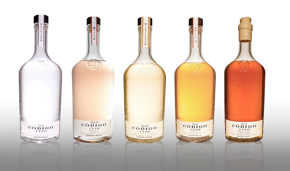 Codigo 1530 -Tequila Rosa