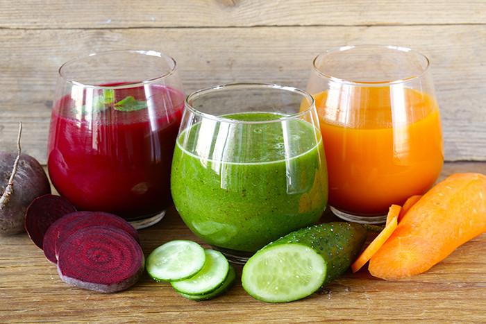 Soğuk Sıkım Meyve ve Sebze Suyu