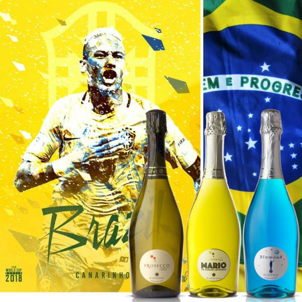 Brezilya - Dünya Kupası