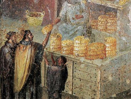 Seyyar Yemekleri Antik Romalılara Borçluyuz