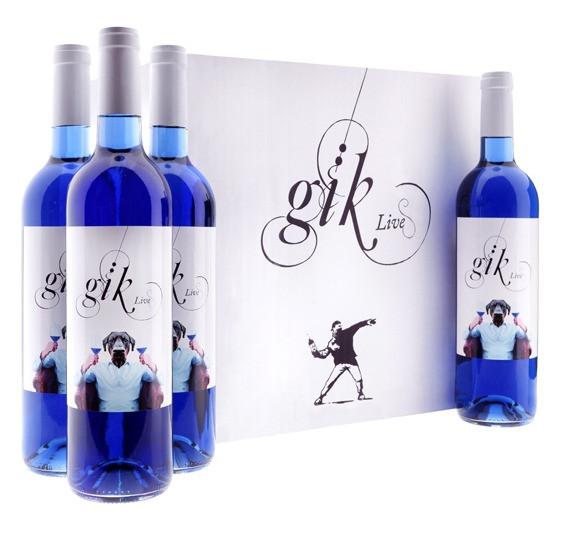 GİK Blue Wine