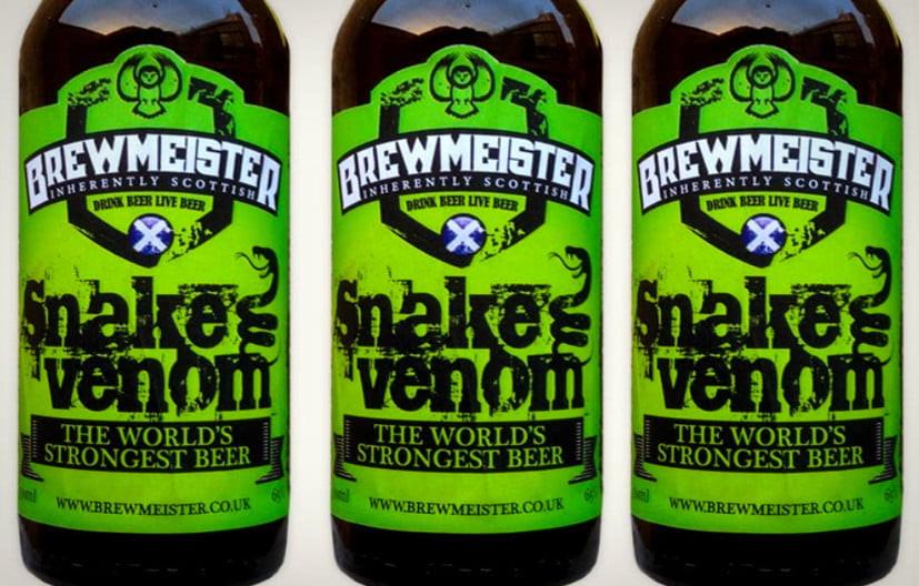 Snake Venom. Sert Bira