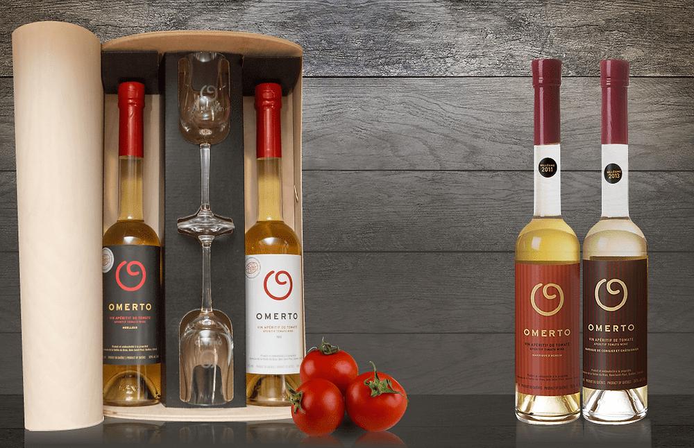 Domates Şarabı - Tomato wine
