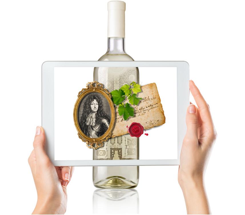 Augmented Reality Wine- Artırılmış Gerçeklik Uygulamaları