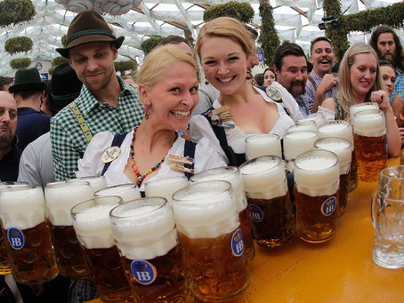 Rakamlarla Oktoberfest 2017: 18 günde 7.5 milyon litre bira içildi