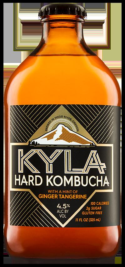 Kyla Hard Kombucha..