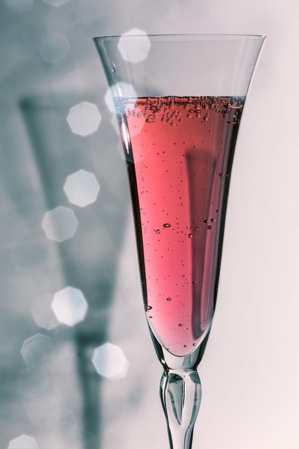Pink Sparkling Wine