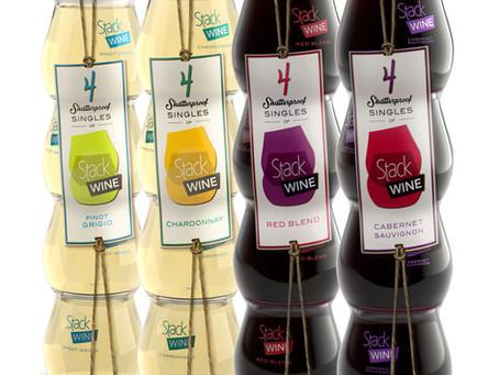 Yaratıcı Bir Şarap Ambalajı