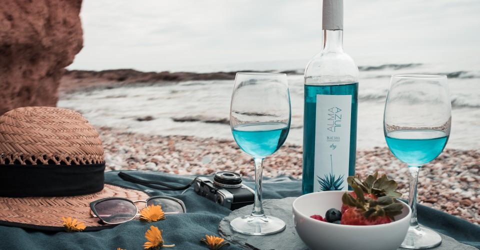 Bluewine - Mavi Şarap