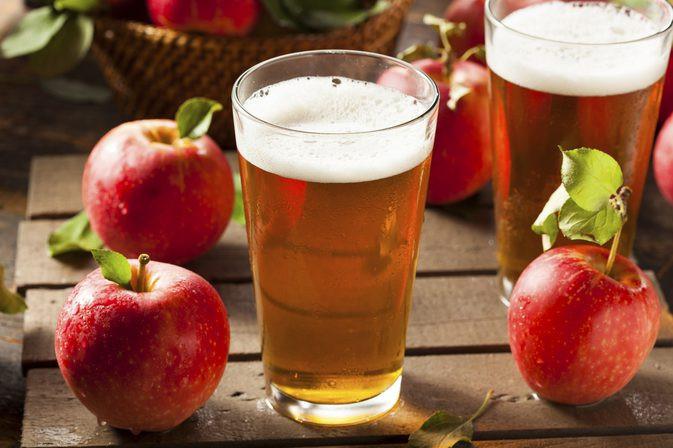 Apple Cider- Elma Şarabı