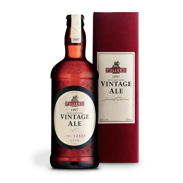 "Fullers, ""Vintage Ale 1997 Rare"""
