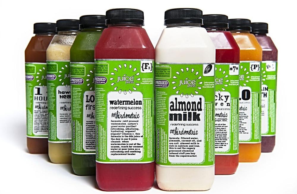 Juice Press  Meyve Suları