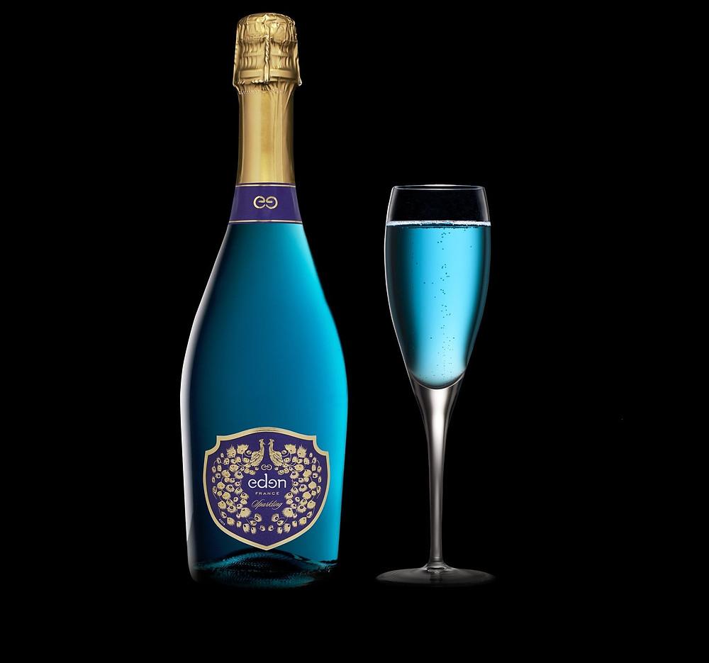 Eden Blue Sparkling Wine