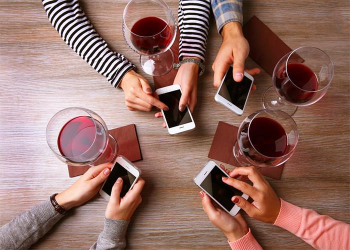 Wine Application  - Sarap Aplikasyonu