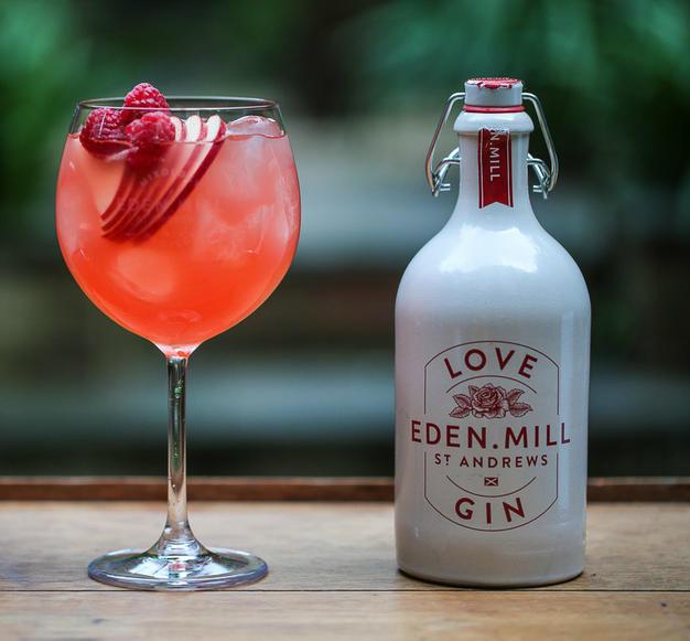 Eden Mill Love Gin - Pembe Cin