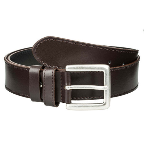 Ремень Brown Classic jeans belt