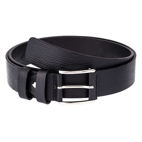 Epi leather belt