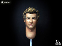 Mentalist - Patrick Jane (Painted Head)