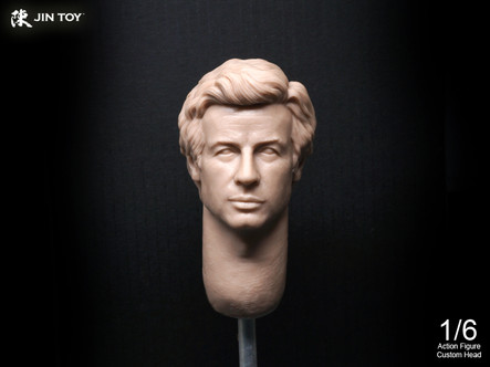 Mentalist - Patrick Jane (Resin Head)