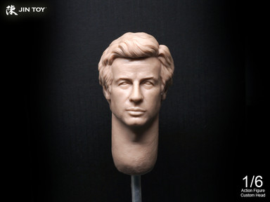 Mentalist - Patrick Jane (Resin Head)