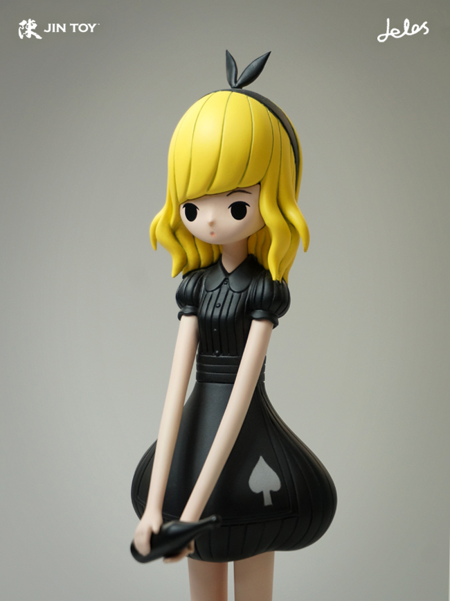 "Alice "" Black Dress"""