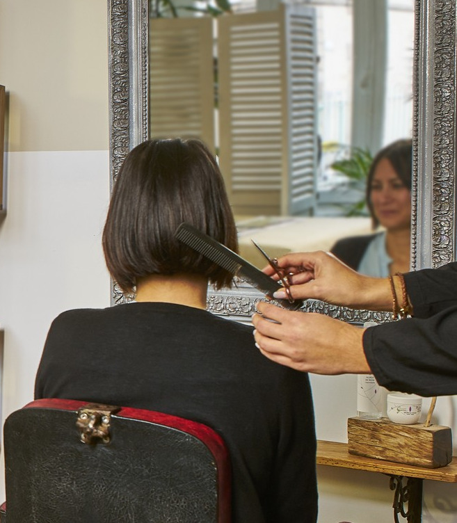 Coupe salon Couleurs Gaïa Cholet