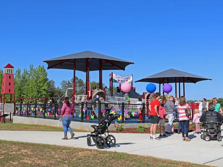 All-Inclusive Playground Grand Opening Celebration