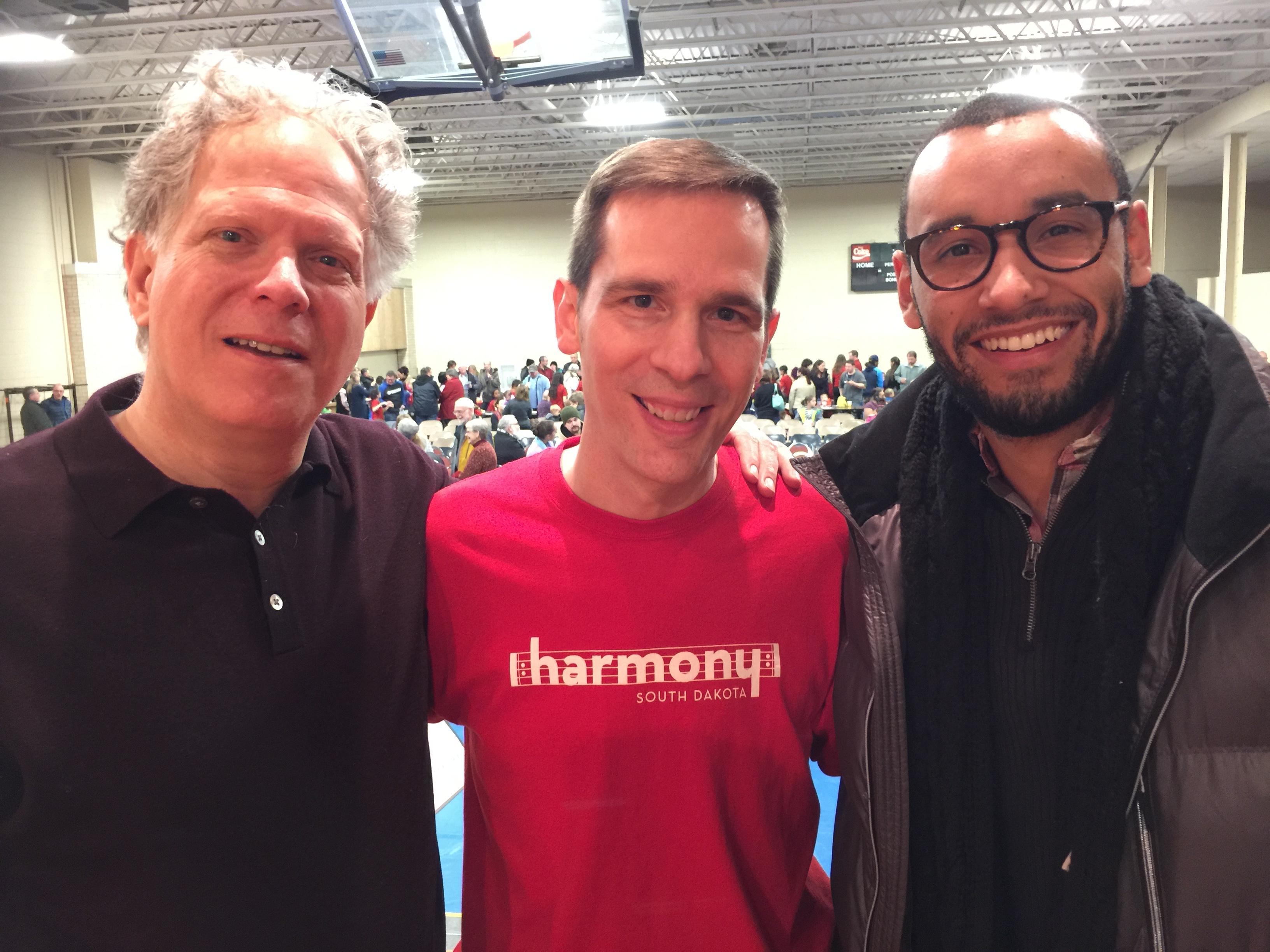 DDG, Dan Goeller and William Cedeño