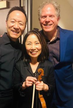 2019 David Kim, Doosook Kim & Delta Davi