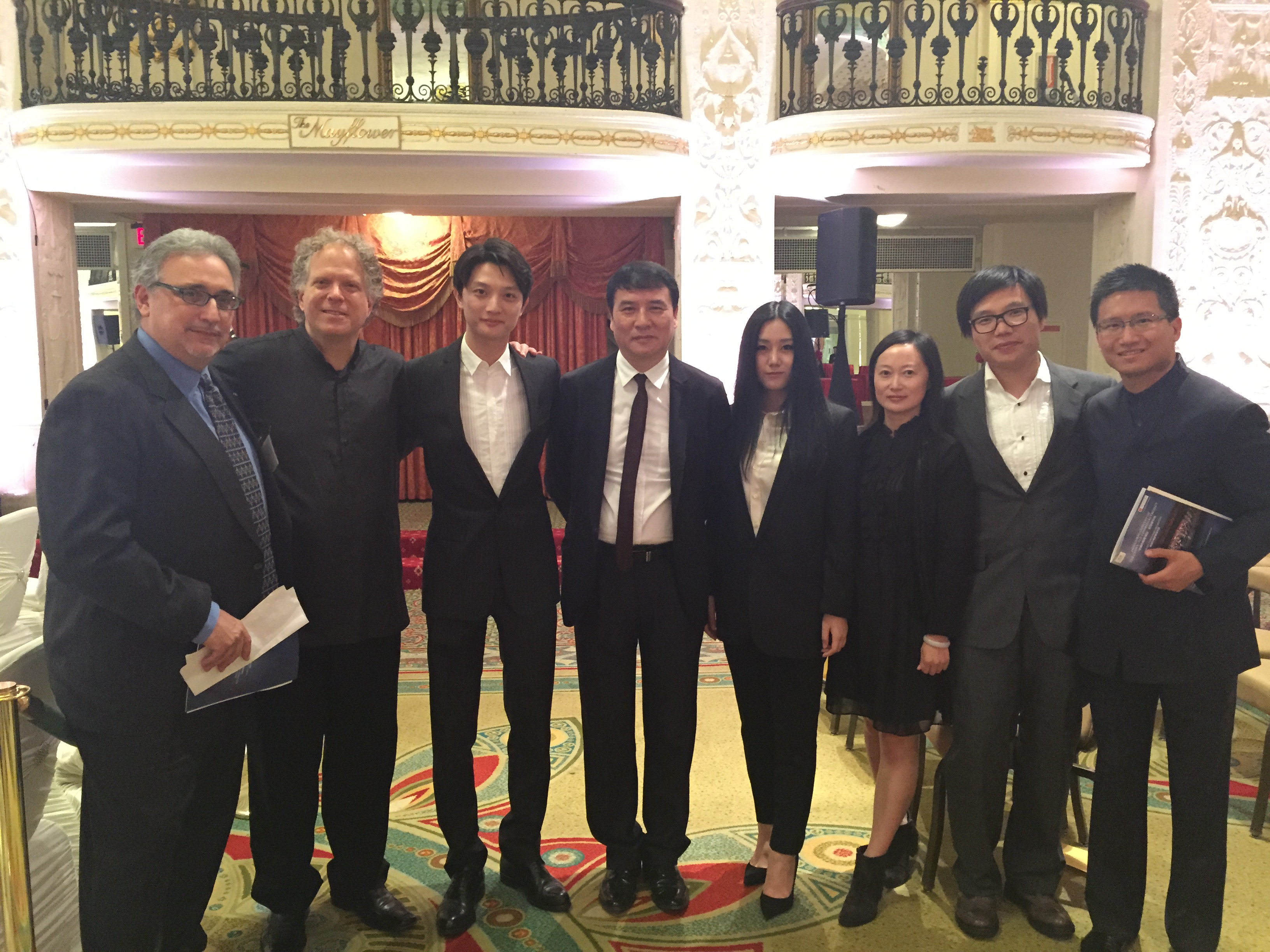 China-U.S. Composers Project
