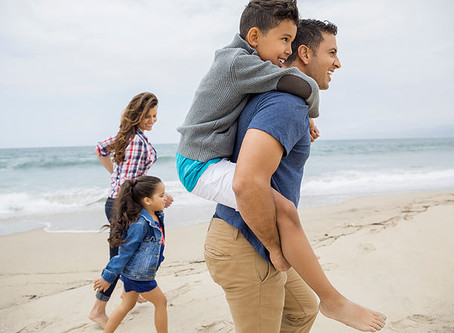 The Travel Season Checklist For Families.