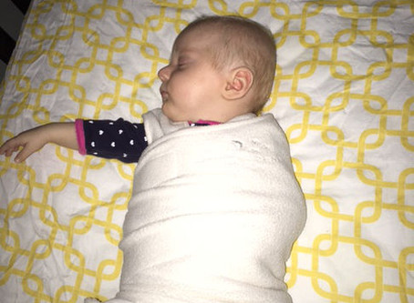 Letting Go Of The Swaddle And Accepting The Hard Transition