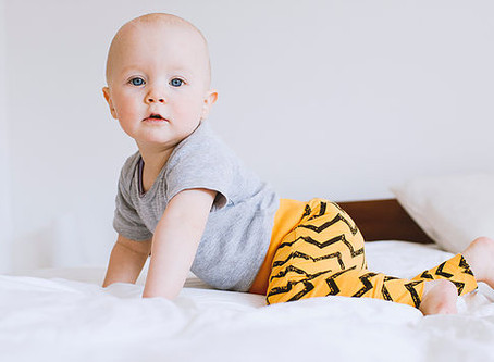 Welcome, The 8-10 Month Sleep Progression As Arrived In Full Force.