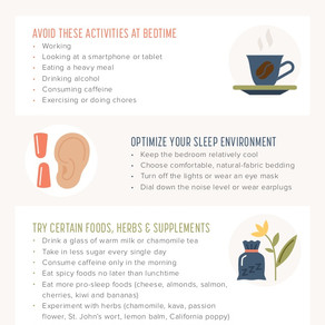 Natural Insomnia Remedies From A To ZZZs