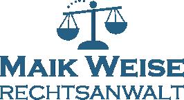Rechtsanwalt Maik Weise