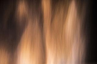 flamme abstraite