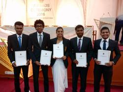 University Awards Ceremony 2016