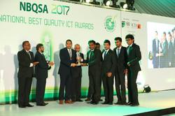 NBQSA 2017 - Gold Award